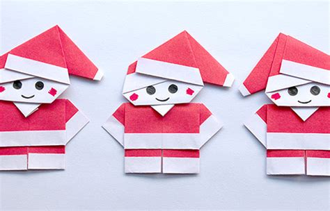 easy origami step by step christmas decorations crafts