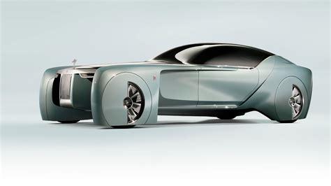 rolls royce concept car rolls royce 103ex vision 100 concept car design
