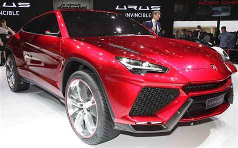 Lamborghini Uros Lamborghini Urus Concept Look Motor Trend