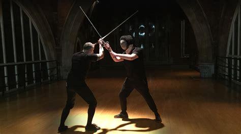 sword fighting     fitness fad coach