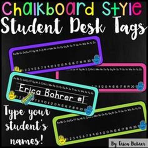 Nautical And Sea Theme Desk Name Plates Editable Name Student Desk Plates