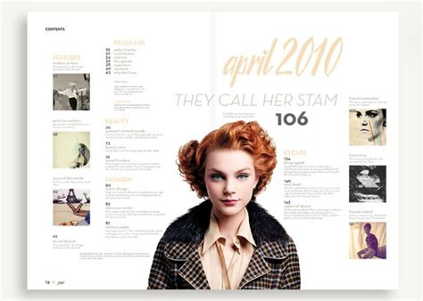 magazine layout contents 17 best ideas about table of contents on pinterest table