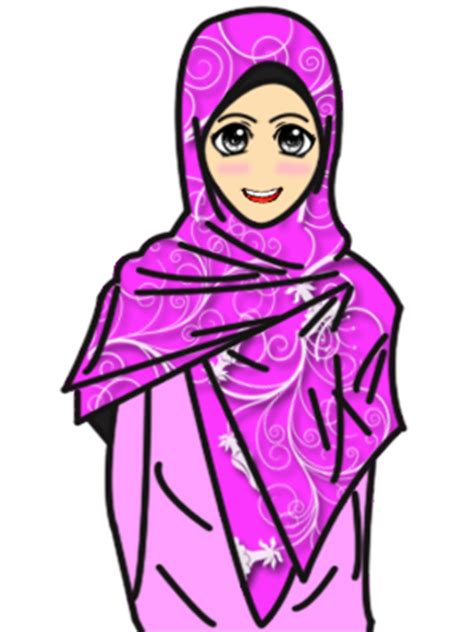 free doodle muslimah fizgraphic design printing august 2011
