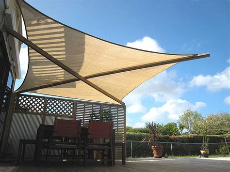 shade sails awnings canopies start to finish how to install a sun shade sail epic guide