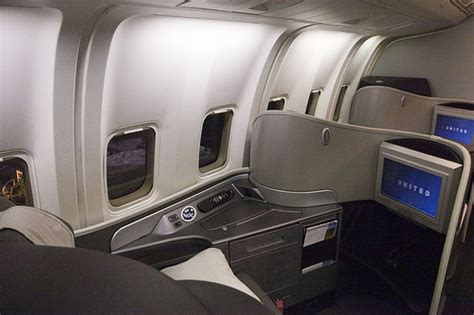 united baggage international the flight deal how to upgrade to business first class