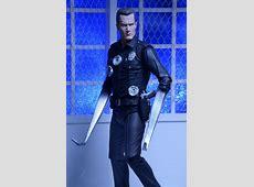 Terminator 2 – 7″ Scale Action Figure – Ultimate T-1000 T 1000 Terminator 2
