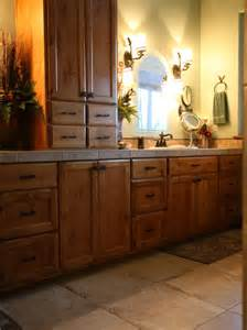 knotty alder bathroom cabinets home design ideas pictures
