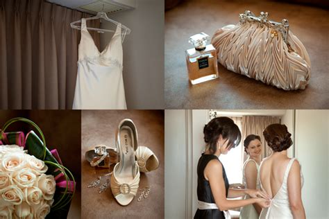 Wedding Preparation by Wedding Dressing On Wedding