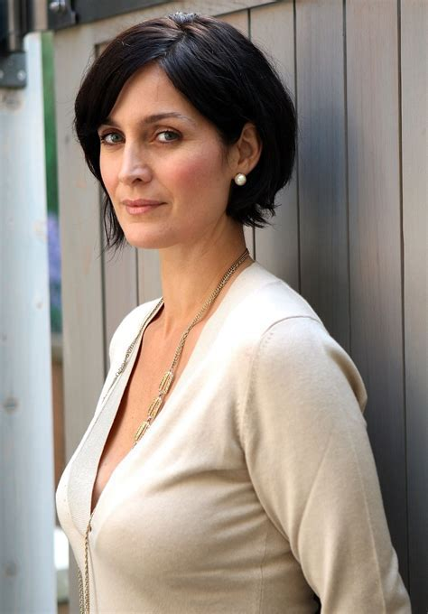 Carrie Anne Moss   Full HD Pictures