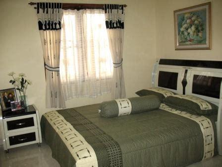 desain kamar tidur sederhana ukuran kecil  model
