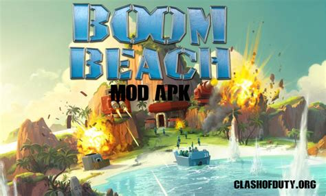 dowload game boom beach mod apk download boom beach v 31 132 mod apk android ios