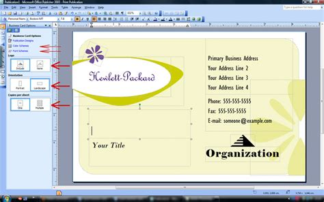 create a blueprint online free create and print business cards for free online gallery