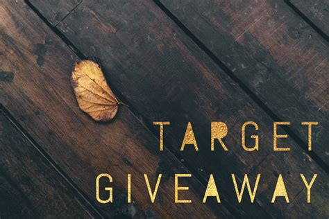 Target Giveaway - target instagram giveaway beautiful touches