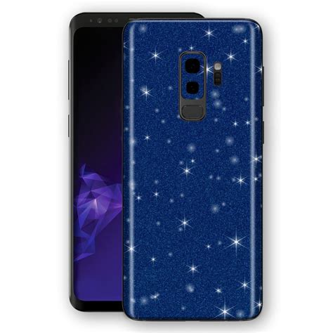 Tempered Glass Glitter Skin Sticker Premium Samsung Galaxy J5 samsung galaxy s9 plus blue skin wrap decal easyskinz
