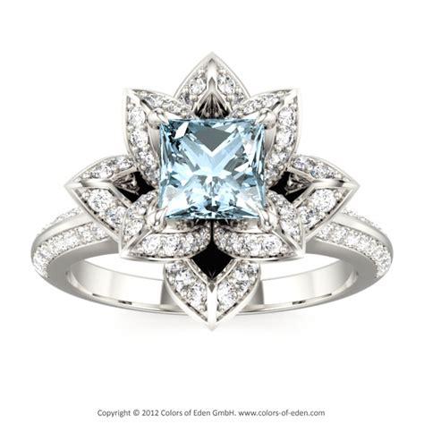 Cincin Black Sapphire 65 best 25 lotus ring ideas on lotus engagement