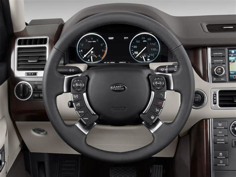 land rover steering wheel image 2011 land rover range rover 4wd 4 door hse steering