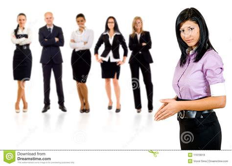 imagenes libres negocios estudiante de la mujer de negocios que lleva a personas