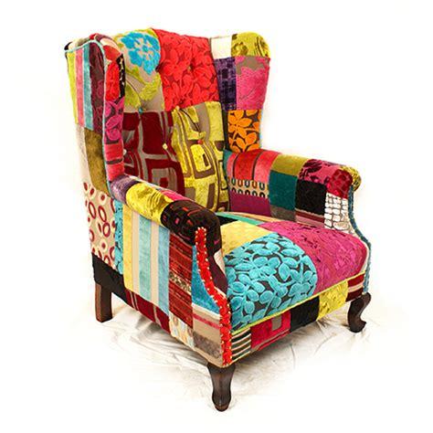 Patchwork Furniture - patchwork furniture just fabrics