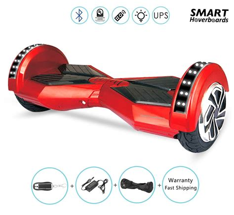 lamborghini hoverboard 6 5 inches transformer electric scooter black smart hoverboards