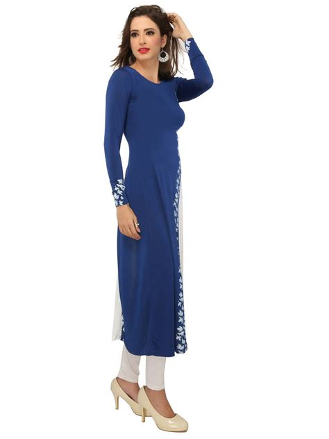kurti pattern free buy ira soleil diagonal design long kurti online