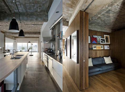 loft industrial industrial loft in london by william tozer 171 inhabitat