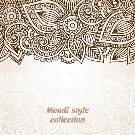 free indian pattern background mendi style background indian tracery royalty free