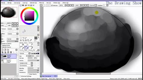 paint tool sai watercolor how to shade with watercolor on paint tool sai