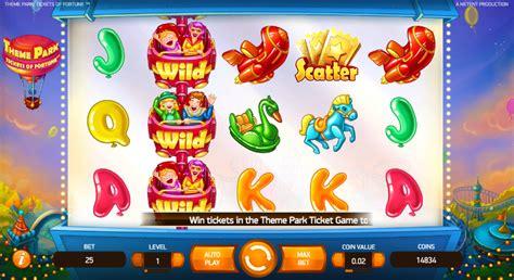 theme park online theme park tickets of fortune slots review online slots