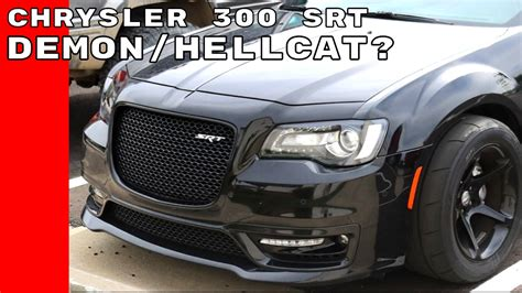 chrysler 300 hellcat wheels widebody chrysler 300 srt with dodge demon wheels could be