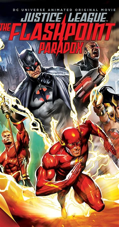 film justice league the flashpoint paradox en streaming justice league the flashpoint paradox video 2013 imdb