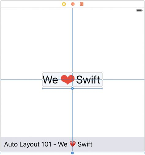 auto layout animation swift auto layout 101 we swift