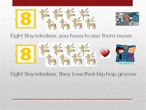 hip hop reindeer wmv youtube