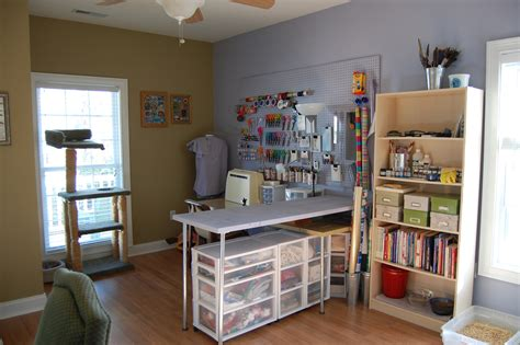 sewing room craft room home studio ideas