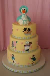 goose nursery rhymes cake recipes cakes