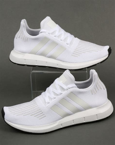 Adidas Running Run adidas run trainers white shoes running prime knit