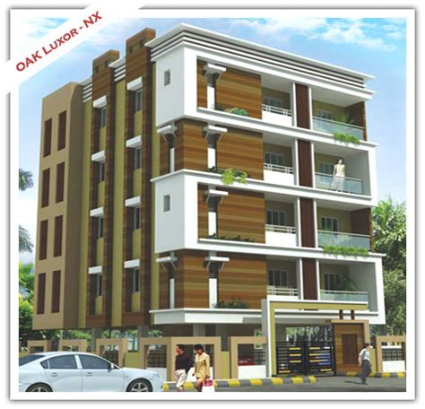 Residential Floor Plans And Elevations oak group residential apartments flats bungalow in