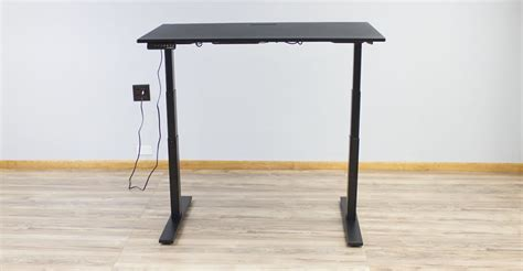 evodesk powered adjustable standing desk review pricing