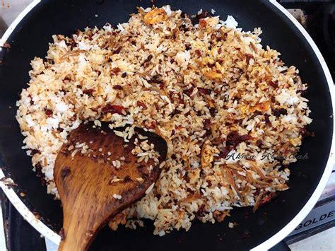 resepi nasi goreng cili kering