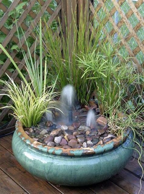 small water gardens in containers 30 surprising indoor water garden ideas