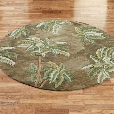 palm tree bath rug palm trees rugs