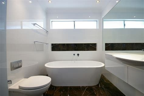 Modern Bathrooms Ltd Kirribilli Modern Bathroom Sydney By Hassle Free Bathrooms Pty Ltd