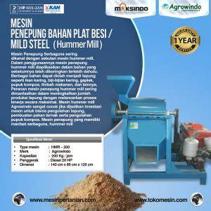 Mesin Pencacah Rumput Agrowindo mesin pertanian terbaru agrowindo toko mesin maksindo