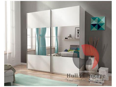 White Sliding Wardrobes by I 150cm 200cm White Sliding Door Wardrobe With