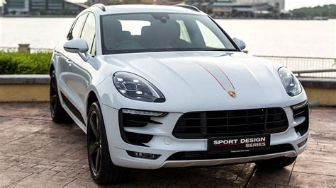 porsche malaysia porsche malaysia launches the macan sportdesign series
