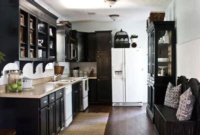 Black Wainscoting Kitchen Craftsman More Ideas