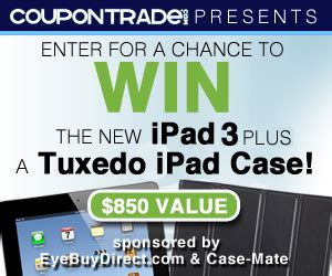 Free Ipad 3 Giveaway - blogger opp ipad 3 and case giveaway how was your day
