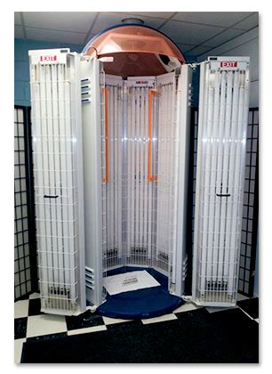 Stand Up Tanning Beds by Sun Station Tanning Salon In Salem Va