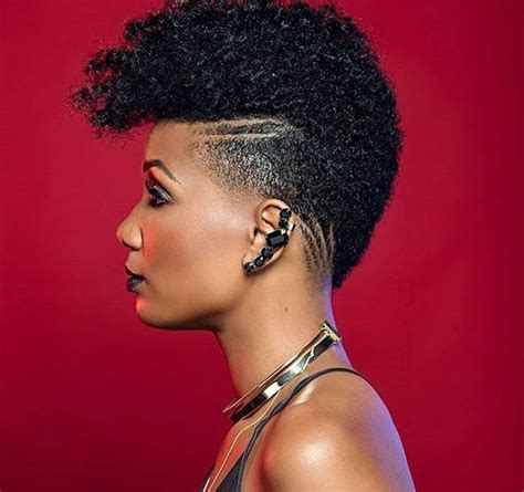 hair cutting techniques for african hair 20 inspiring natural short hairstyles for black women