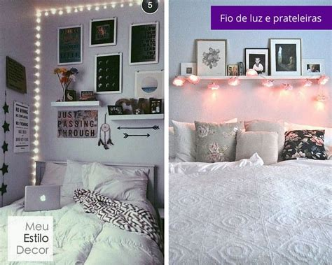 decorar parede de quarto como decorar quarto de menina meuestilodecor