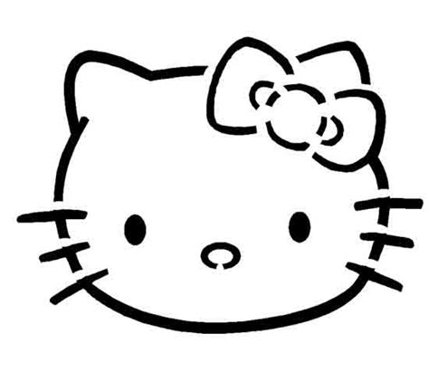 pumpkin carving templates hello kitty pumpkin carving stencil
